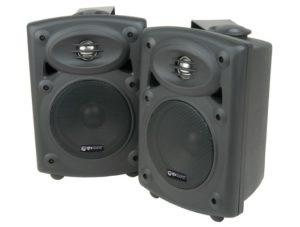 QTX QR5B Active Stereo Speaker Set