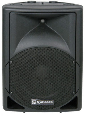 QTX QS15 Passive ABS Speaker