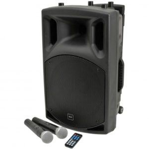 QTX QX12PA Portable PA Unit