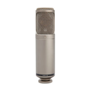 Rode K2 Variable Pattern Dual 1″ Condenser Valve Microphone