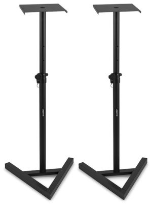 Vonyx SMS20 Studio Monitor Stand (pair)