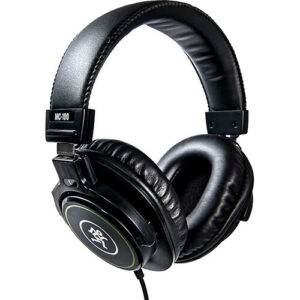 Mackie MC100 Pro Closed Back Headphones