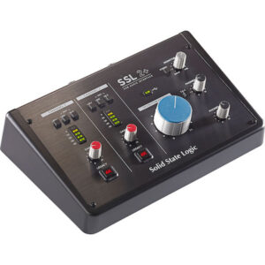 Solid State Logic SSL 2+  2-In/4-Out USB-C Audio Interface