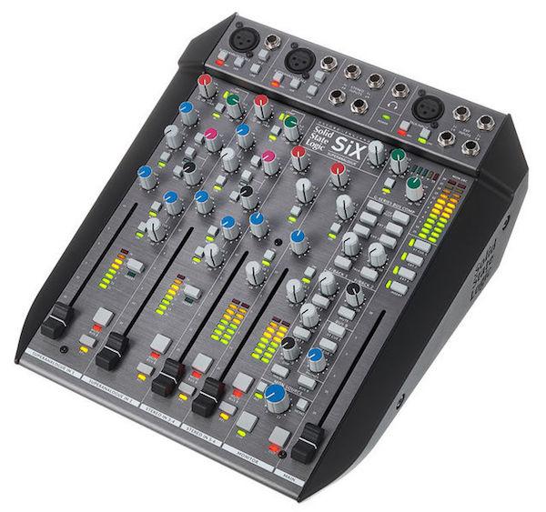 Desktop Mixing Desk