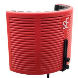 sE Electronics Reflexion Filter RF-X – Red