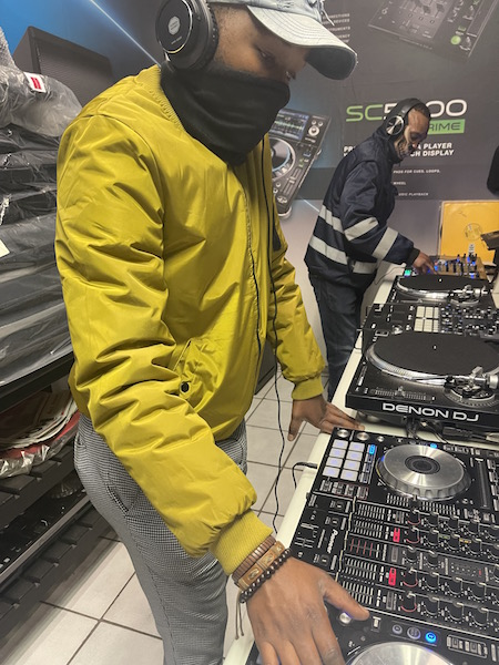 DJ Training Courses