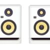 Studio Monitors white